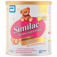 Similac 2 Гипоаллергенный молочная смесь, 6-12мес. 400г