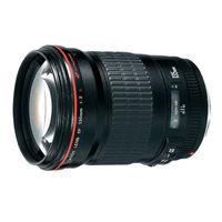CANON EF 135mm F/2.0 L USM, чёрный