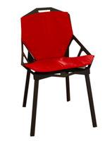 cumpără Şezut scaun textil, roșu în Chișinău
