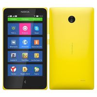 Nokia X Yellow 2 SIM (DUAL)