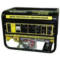 Genctab Генератор бензиновый PRG-6500CLE