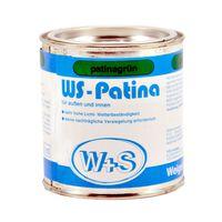 WS-Plast Краска WS-Patina Зеленая 0.25л