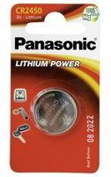 Батарейка Panasonic CR2450EL1B