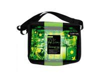CANYON CNL-NB09X, чёрный-зеленый