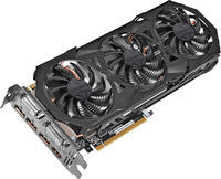 Gigabyte GeForce GTX970 4Gb DDR5 (GV-N970G1 Gaming-4GD)