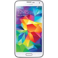 Samsung Galaxy S5 (G900FD) 4G Dual Sim, White