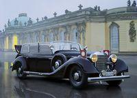 35533 ТУР 770К (W150) Tourenwagen, Автомобиль немецкого руководства 2 СВ