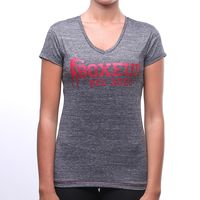 Tricou Women LADY SS VNECK T-SHIRT