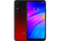 Xiaomi Redmi 7 Dual Sim 64GB Global Version, Red