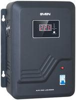 SVEN Stabilizer Voltage PRO-8000, черный