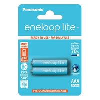 Аккумулятор AAA Eneloop Lite 550 mAh U2 Rechargeble