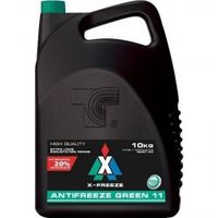 Антифриз X-FREEZE GREEN G11 10кг