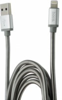 Data Cable Hoco U5 for Apple metal ,Tarnish