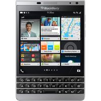Смартфон BLACKBERRY Passport Silver Edition