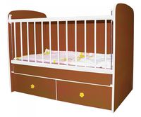 Bambini Double Chestnut White