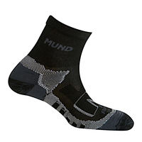 Носки Mund Trail Running, Correr, black, 335/12