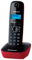 Panasonic KX-TG1611 Black/Red