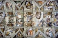 Trefl Sistine Chapel ceiling (65000)