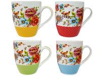 """Чашка """"Весенние цветы"""", 330ml"""