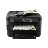 Multifunctionala inkJet color Epson WF-7620DTWF Black
