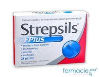 Strepsils® Plus pastile N12x2