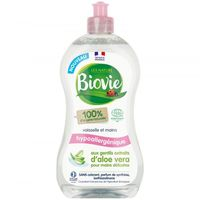 Biovie Lichid pt vase  BIO (Aloe) 500ml