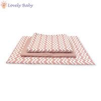 Набор постельного белья розовый 4 шт
