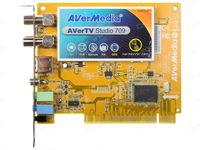 AVERMEDIA Studio TV709, золотистый