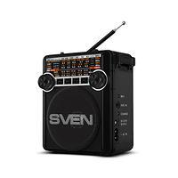 Колонка портативная Sven FM-radio Portable Speaker, 3W RMS, SRP-355