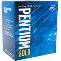 Intel® Pentium® G6400, S1200, 4.0GHz (2C/4T) Box