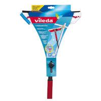 Sistem de curațat geamuri Vileda 2 în 1+ Mîner telesc