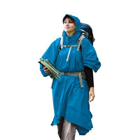 Пончо Sea To Summit Nylon 70D Tarp Poncho, APONCHO