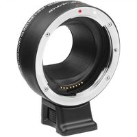 Canon EOS M, Adapter for Lenses EF & EF-S