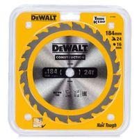 Disc de tăiere Dewalt DT1939 24T