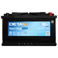 DETA DK800 Micro-Hybrid AGM