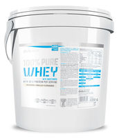Biotechusa 100% Pure Whey 4000gr