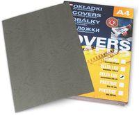ARGO Картон ARGO Delta A4/250г/м2, 100 листов, серый