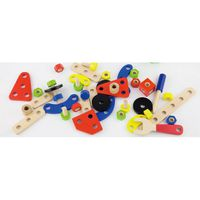Constrcution Block Set - 68 pcs