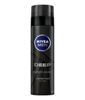Nivea Men пена для бритья Deep 200ml