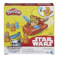 Play- Doh plastilină Star Wars Cans
