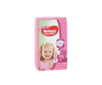 Подгузники для девочек Huggies Ultra Comfort Small 5 (12-22 kg), 15 шт.