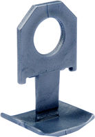 Набор из 100 зажимов для системы выравнивания плитки (клиньев) Vorel 04690