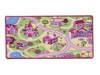Коврик текстильный 100X150cm Sweet Town
