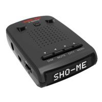 SHO-ME G-900 STR, красный