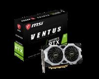 MSI GeForce RTX 2070 VENTUS 8G /  8GB DDR6 256Bit