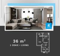 1 комнатная квартира - тип 4