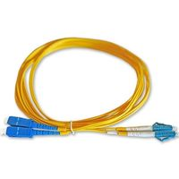 SC-LC 3M, Fiber Optic Patch Cords Singlemode Simplex Core