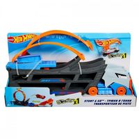 Mattel Hot Wheels Camion Transportator de piste