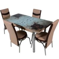 Комплект Келебек ɪ 358 + 4 стулья