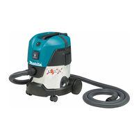 Пылесосы для влажной и сухой уборки Makita VC2012L 1000 Вт